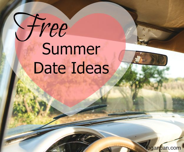 Free Summer Date Ideas