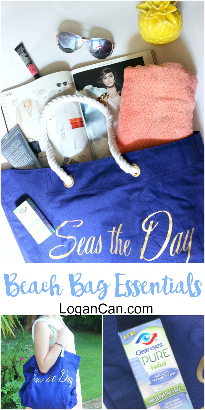 Beach Bag Essentials for the Prepared Mom