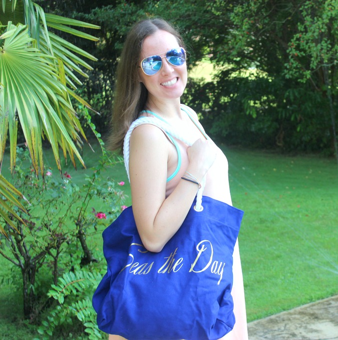 Beach Bag Essentials for Moms